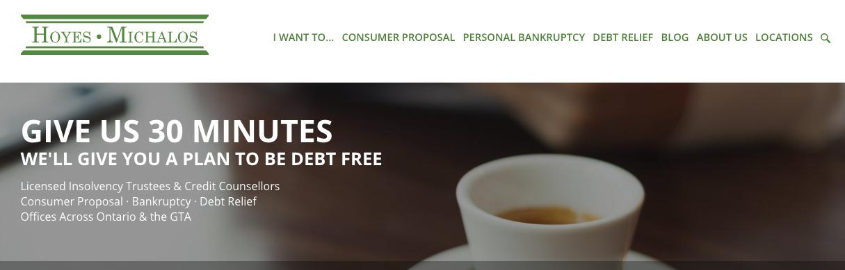 bankruptcy services hamilton