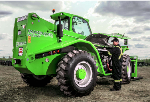 construction vehicle dealers in quebec