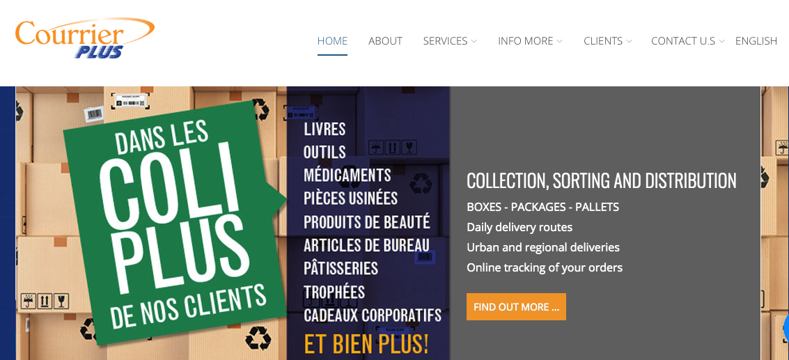 couriers quebec