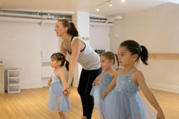 dance schools toronto