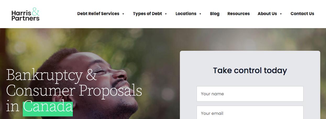 hamilton bankruptcy services
