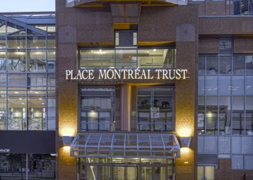 montreal shopping centers