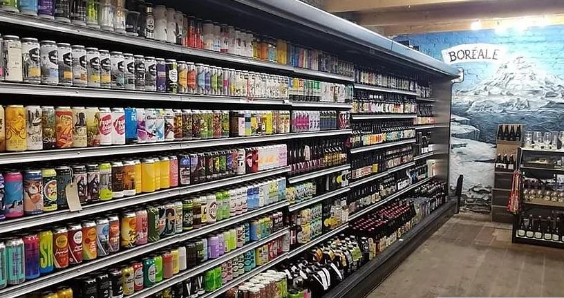 top bottle shops n quebec