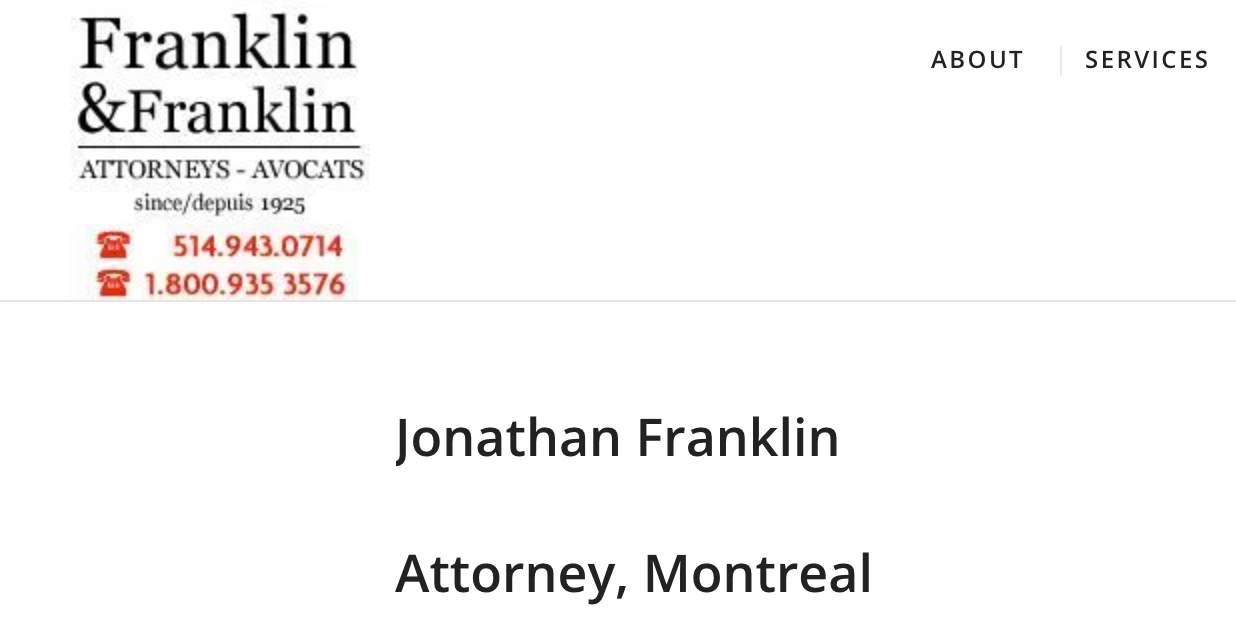 top family attorneys in quebec
