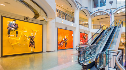 top montreal shopping centers