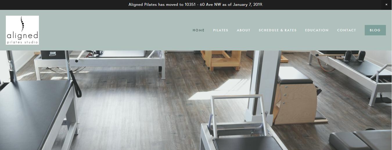 Aligned Pilates