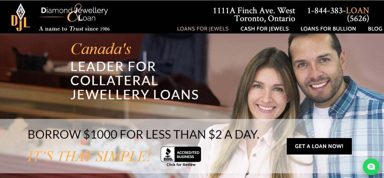 Diamond Jewellery & Loan