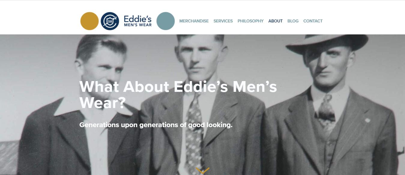 Eddie's Men's Wear Ltd.