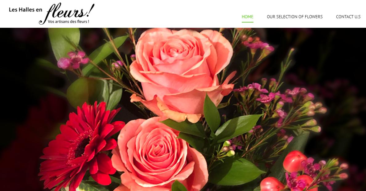 Fleuriste Les Halles En Fleurs Inc.