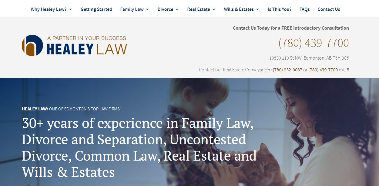 Healey Law