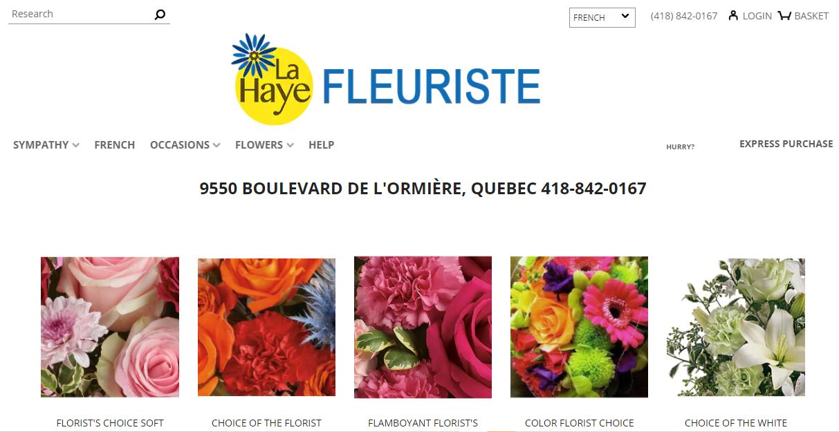La Haye Fleuriste