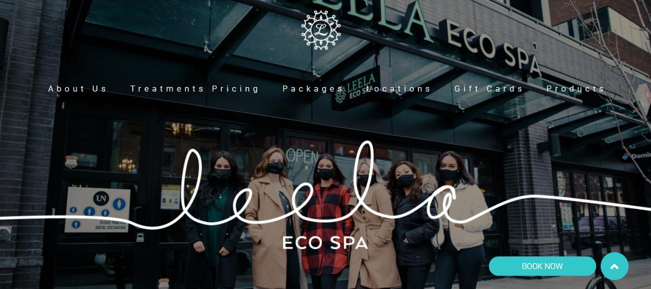 Leela Eco Spa - Boutique