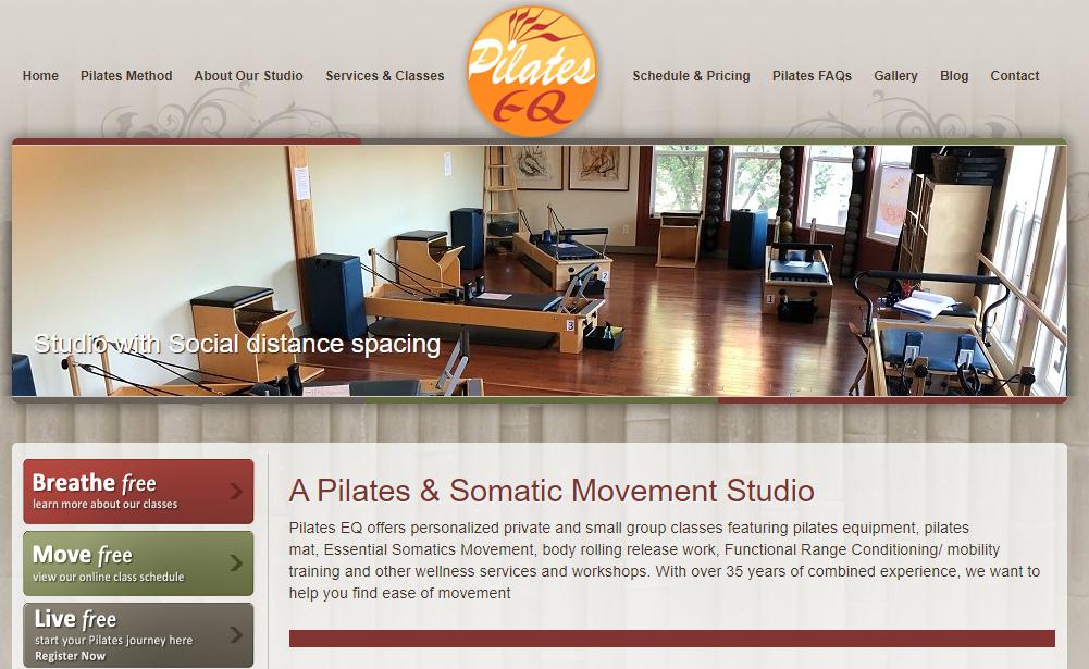 Pilates EQ