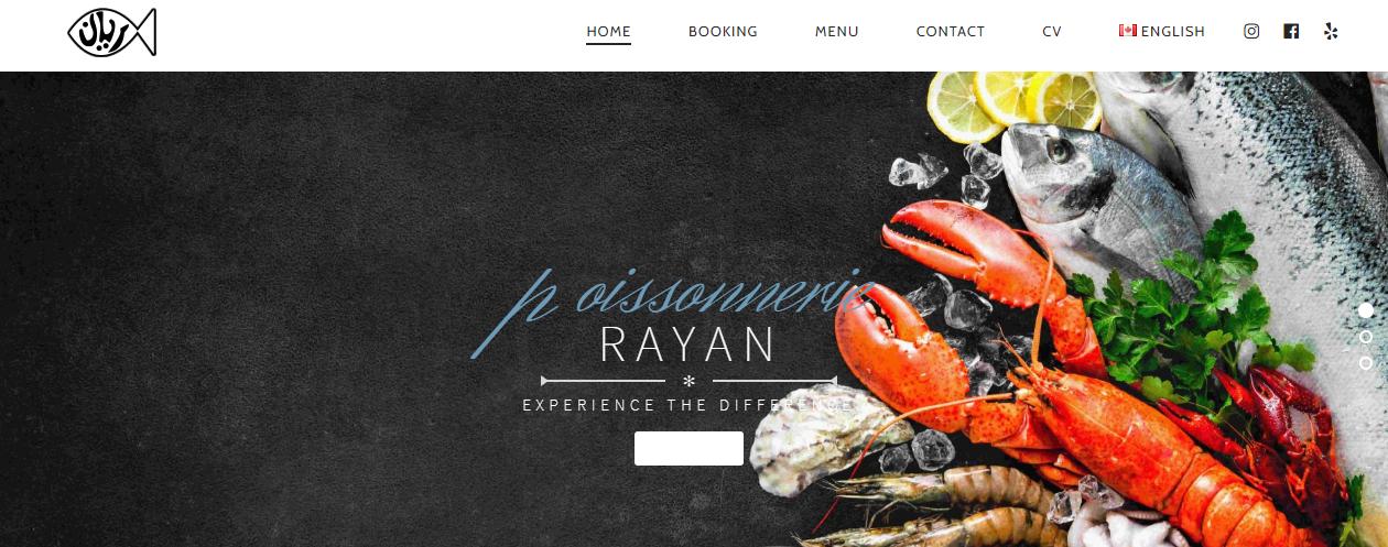 Poissonnerie & Restaurant Rayan