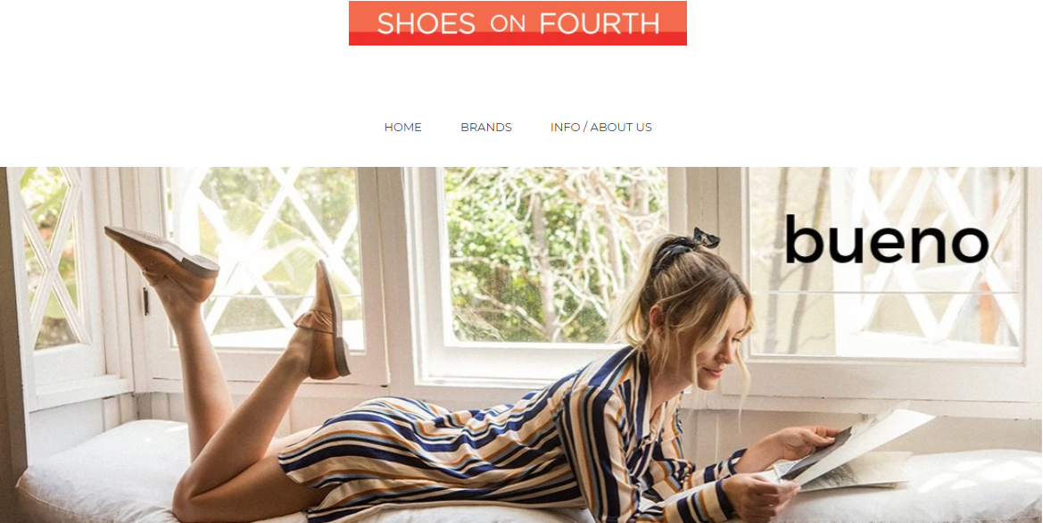 Shoes on Fourth