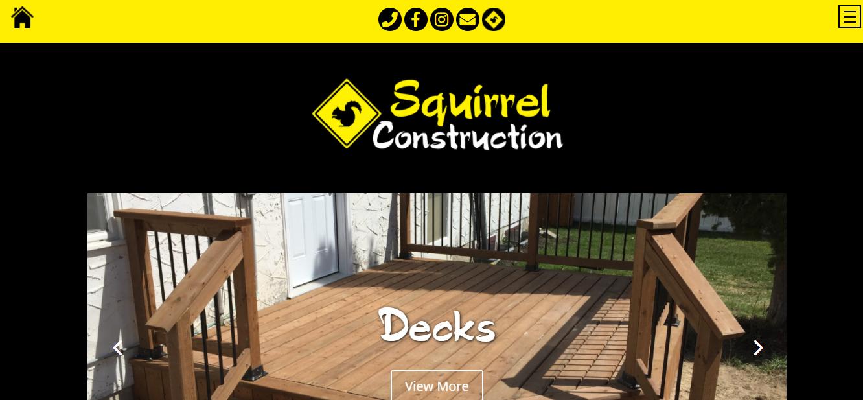 Squirrel Construction Ltd.