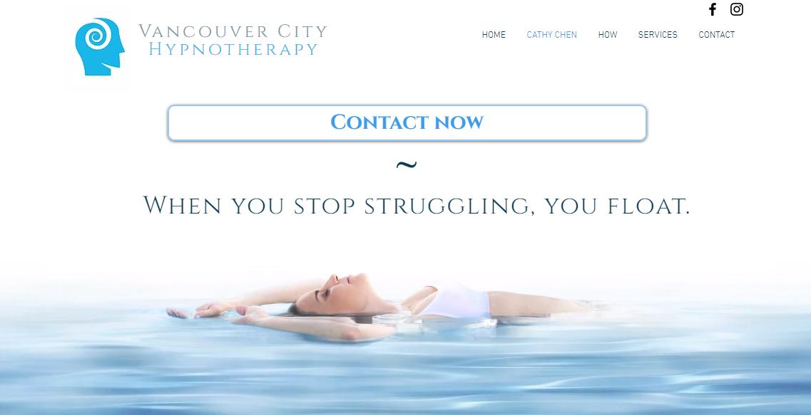 Vancouver City Hypnotherapy