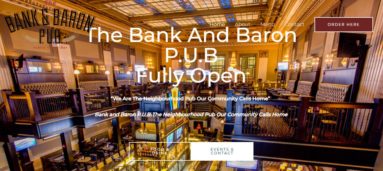 Bank & Baron P.U.B