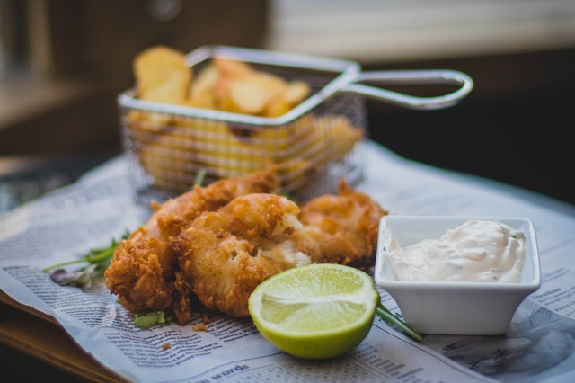 Best Fish And Chips in Edmonton