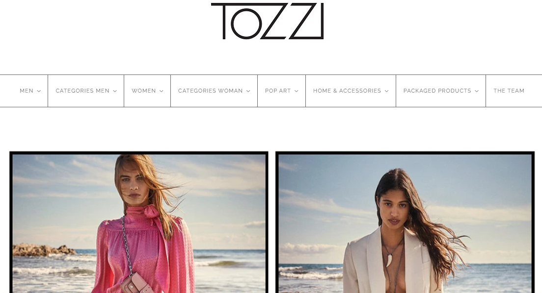 Boutique Tozzi