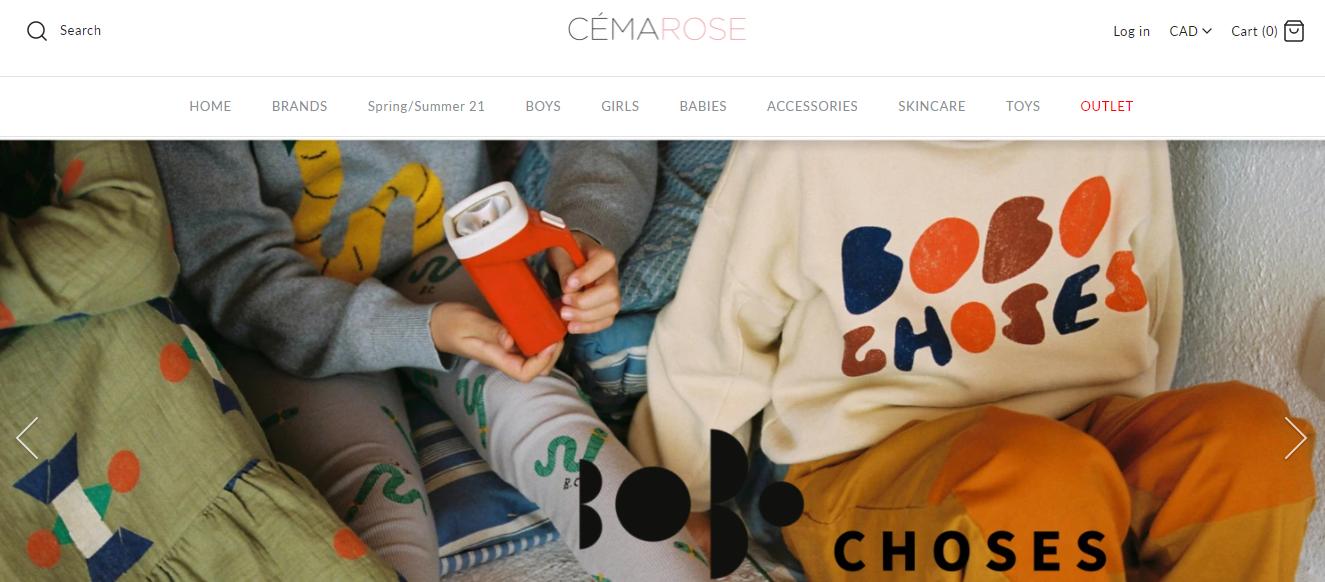 Cemarose Burrard Store