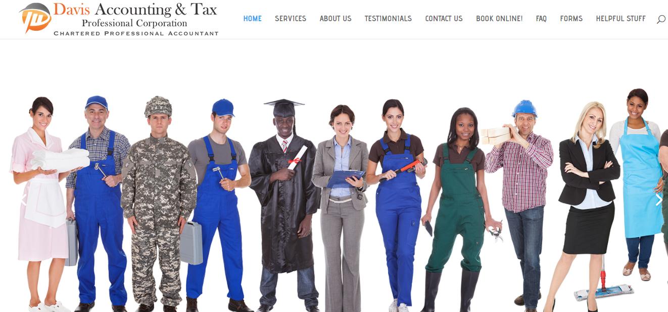 Davis Accounting & Tax Professional Corporation