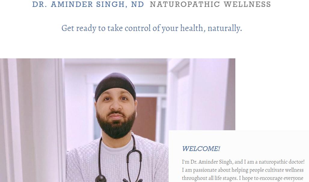 Dr. Aminder Singh