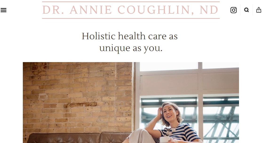 Dr. Annie Coughlin