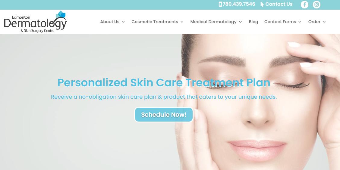 Edmonton Dermatology and Skin Surgery Centre