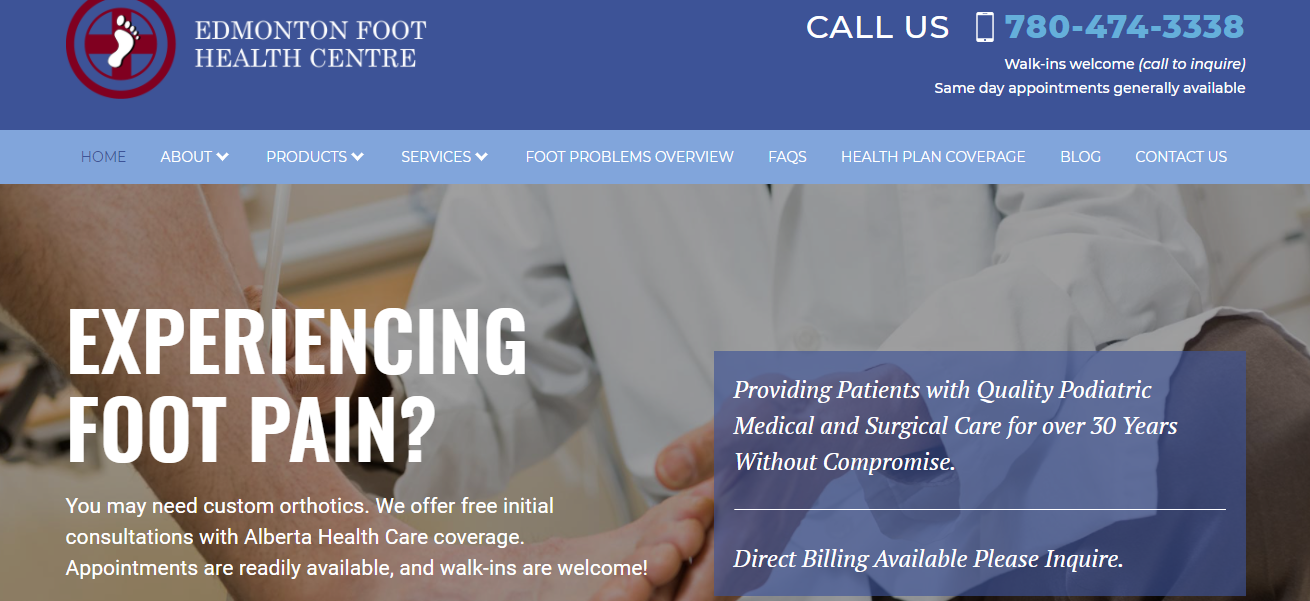 Edmonton Foot Health Centre