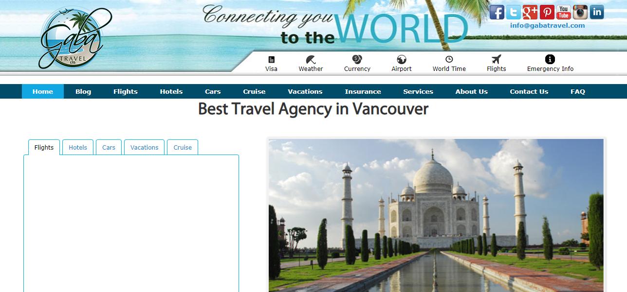 Gaba Travel Ltd.