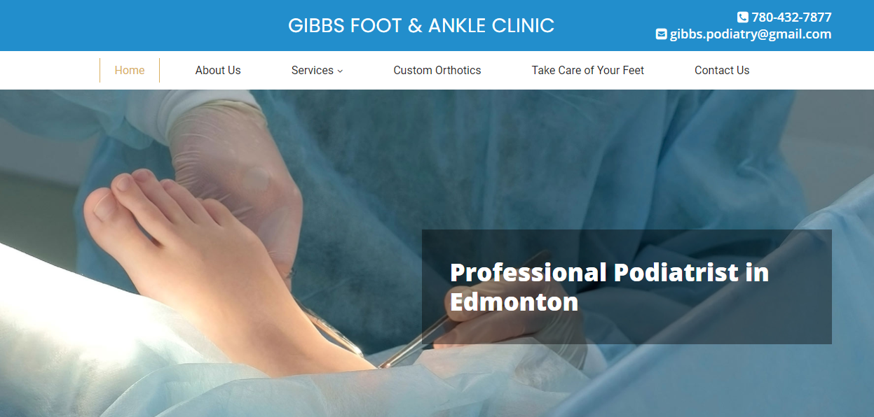 Gibbs Foot & Ankle Clinic