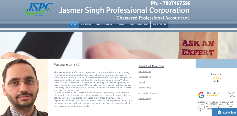 Jasmer Singh Professional Corporation