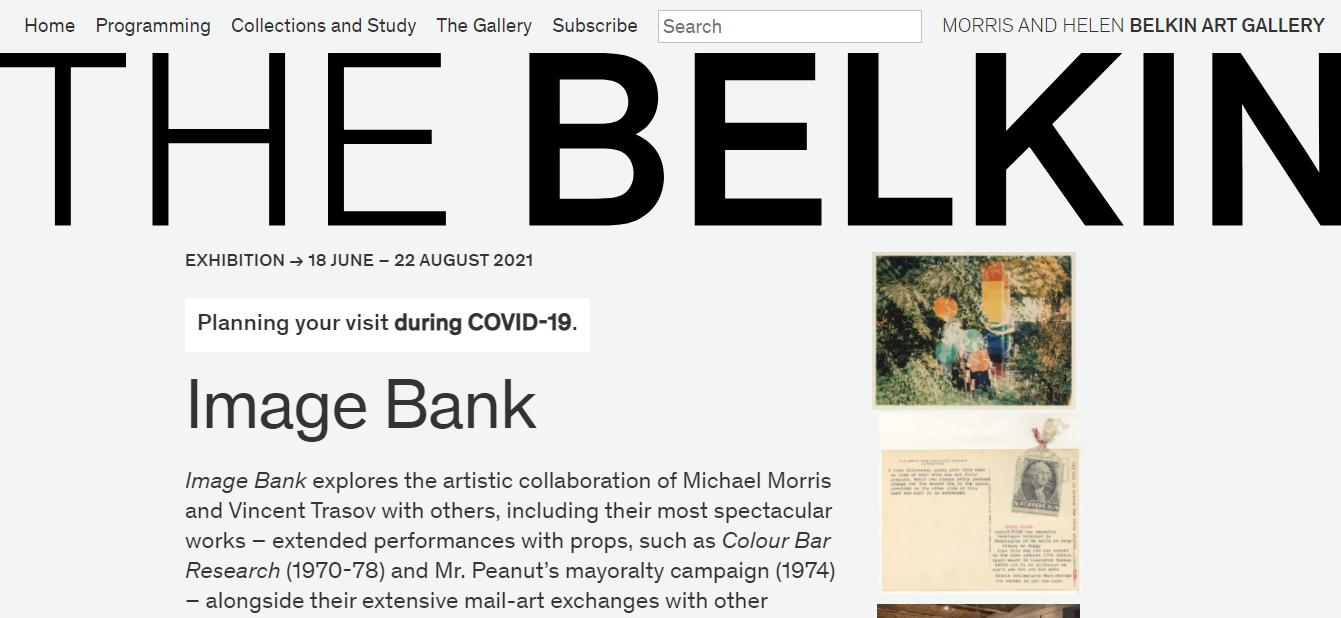 Morris and Helen Belkin Art Gallery