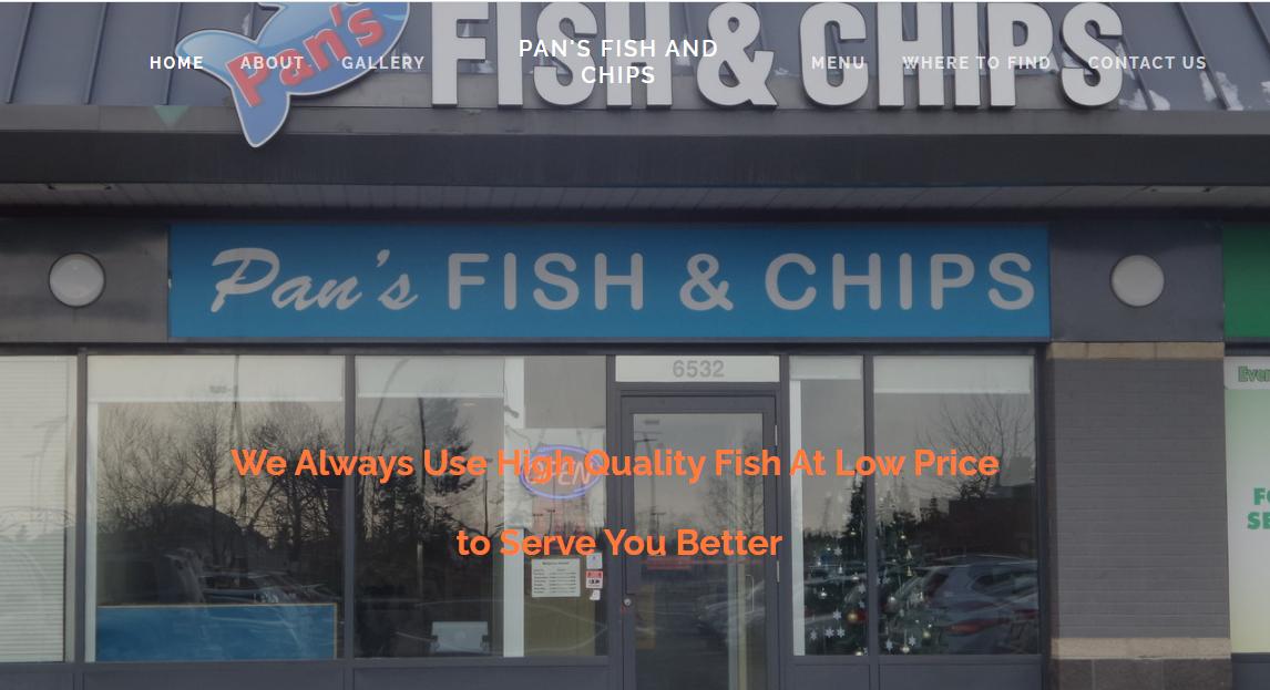 Pan's Fish & Chips