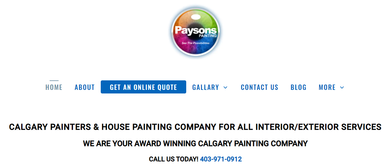 Paysons Painting