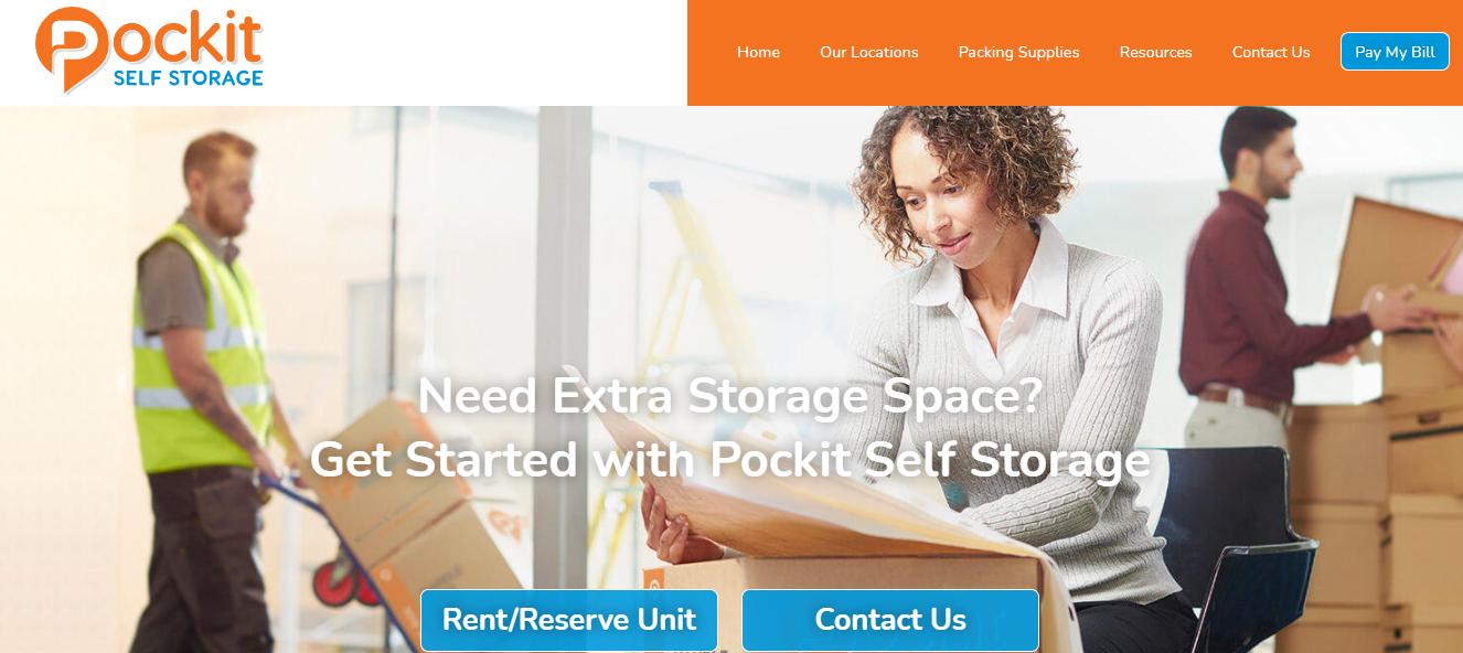 Pockit Self Storage