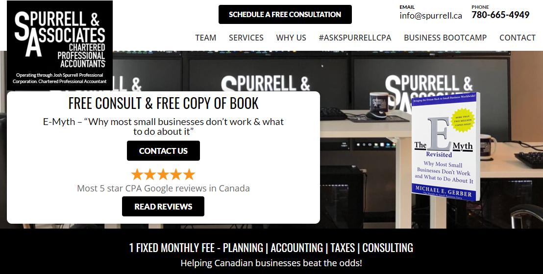 Spurrell & Associates CPA