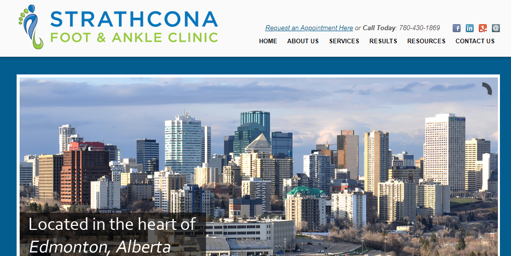 Strathcona Foot and Ankle Clinic