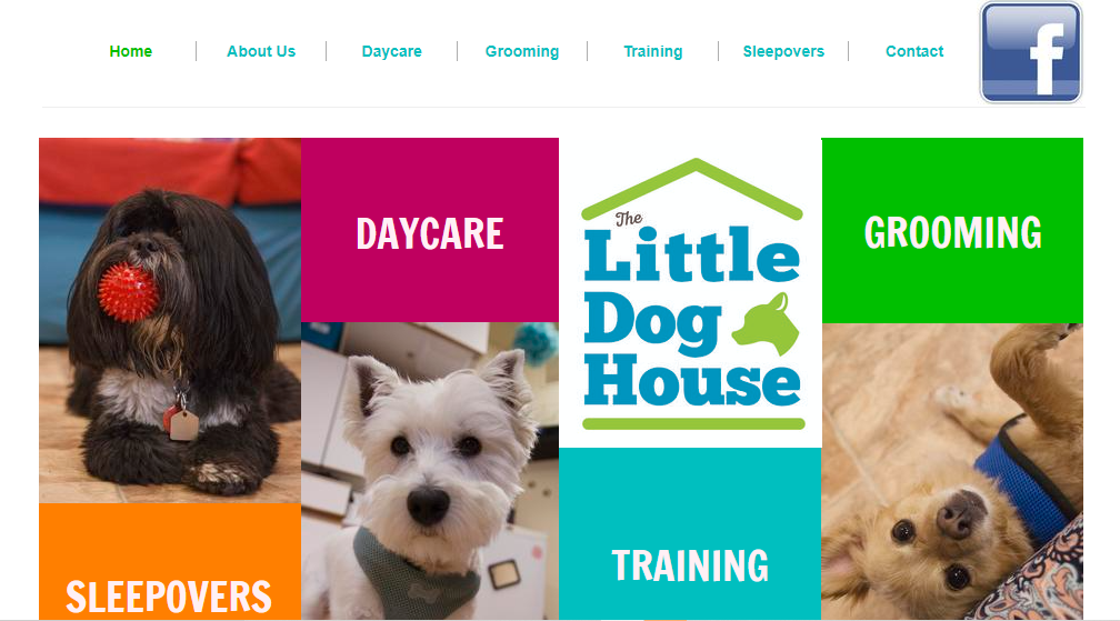 The Little Dog House Small Dog Center
