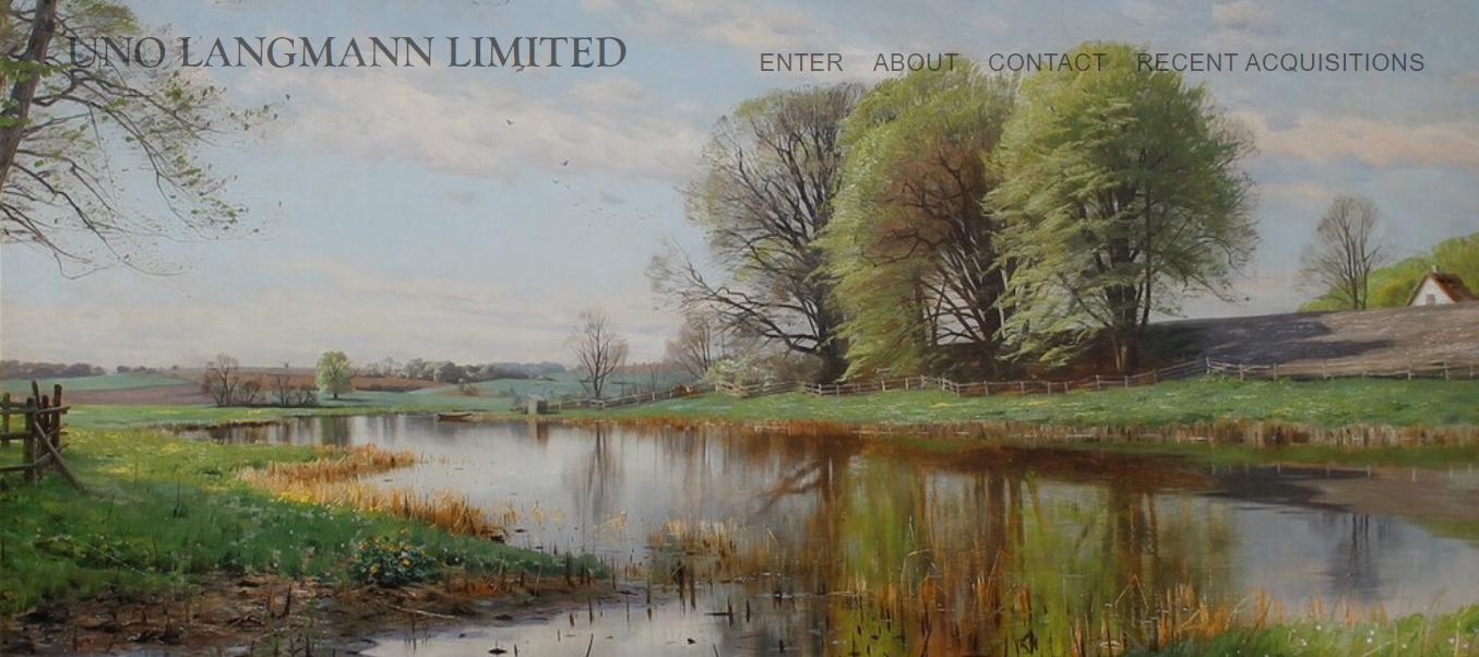 Uno Langmann Limited Fine Art
