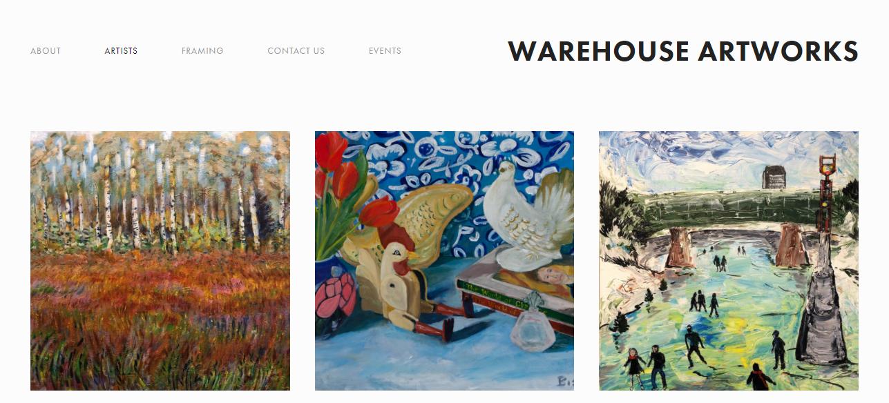 Warehouse Artworks