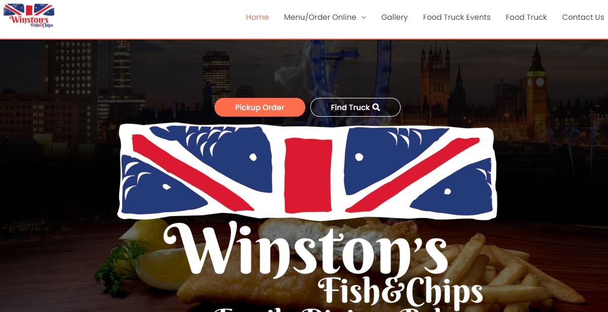 Winston's Fish & Chips