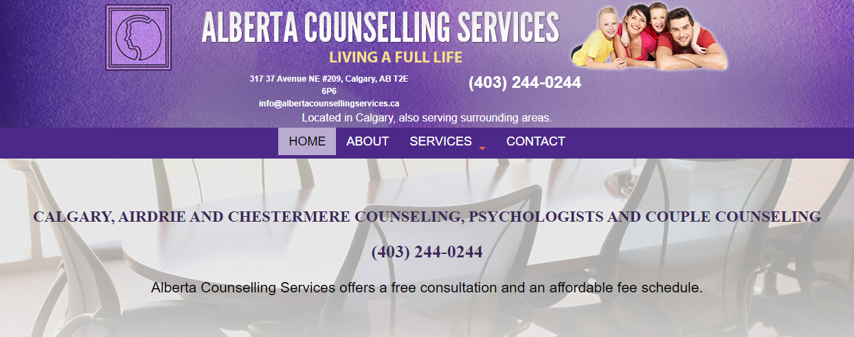 Alberta Counselling Services