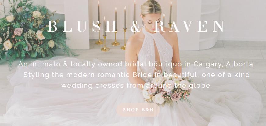 Blush & Raven Bridal Boutique