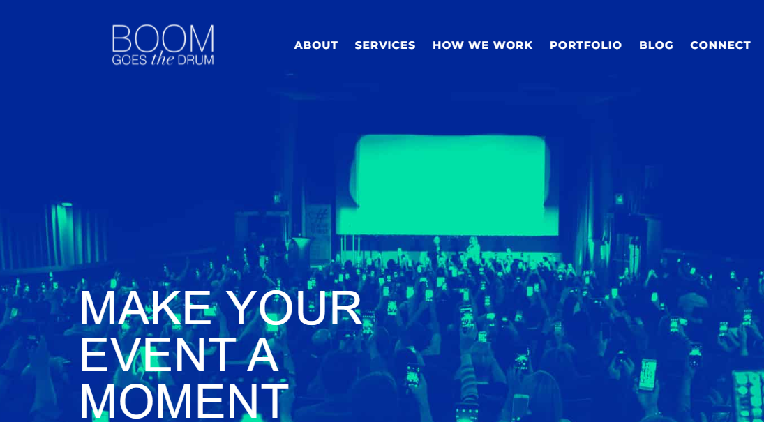 Boom Goes The Drum Event Planners