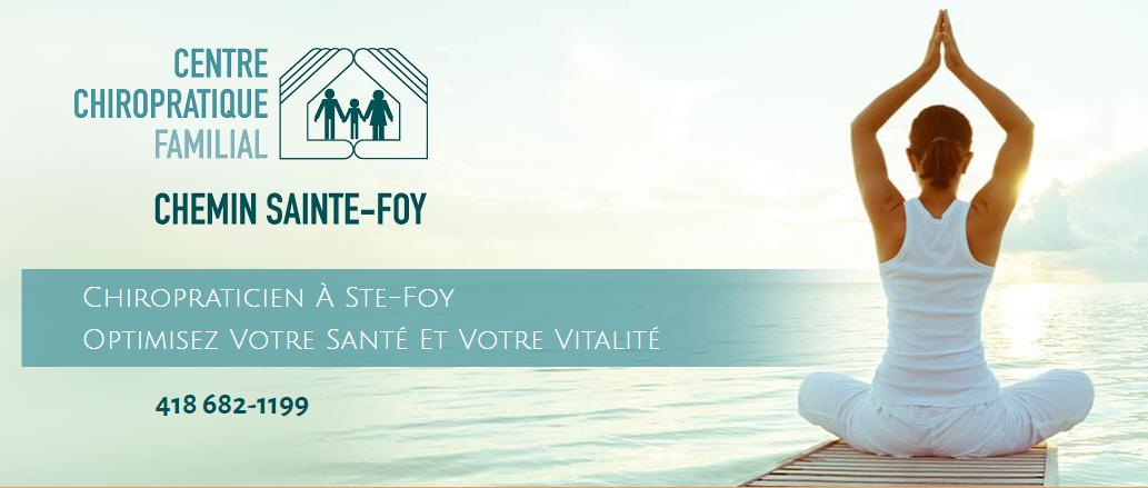 Centre Chiropratique Familial chemin Ste-Foy