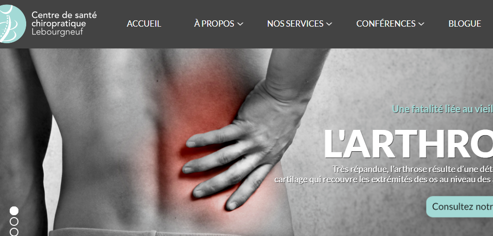 Chiropractic Health Center Lebourgneuf