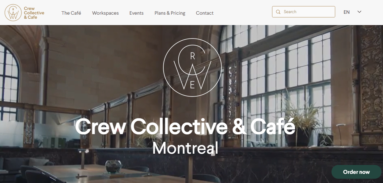 Crew Collective & Cafe