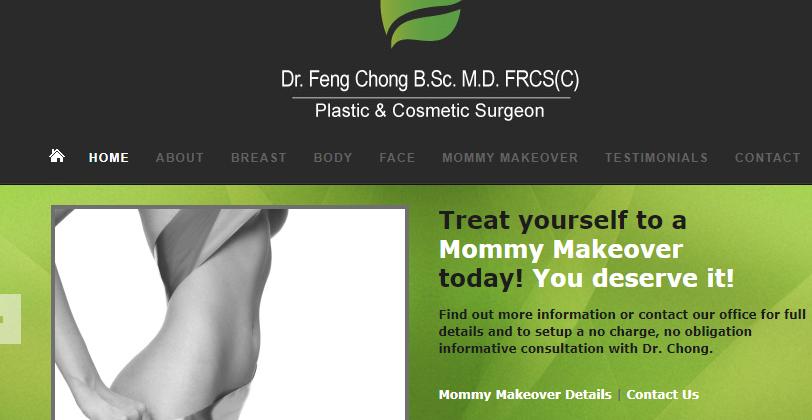 Dr. Feng Chong